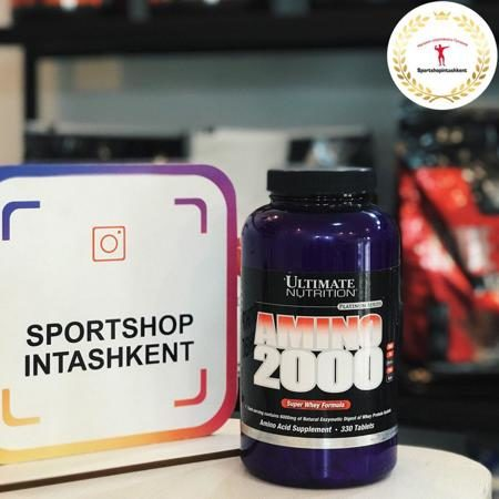 Amino 2000 Ultimate Nutrition (330 таб)