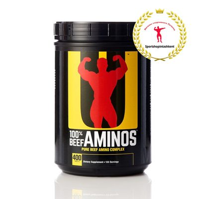 100% Beef Aminos от Universal Nutrition