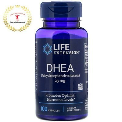 Life Extension DHEA 25mg