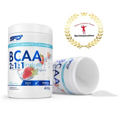 БЦАА SFD Nutrition BCAA 2:1:1 instant 400 г