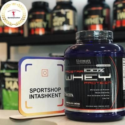 ULTIMATE NUTRITION PROSTAR 100% WHEY PROTEIN