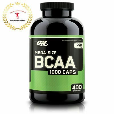 BCAA  1000 caps ON