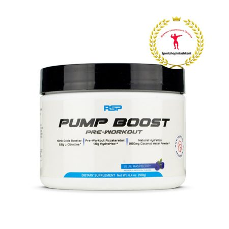 RSP Pump Boost