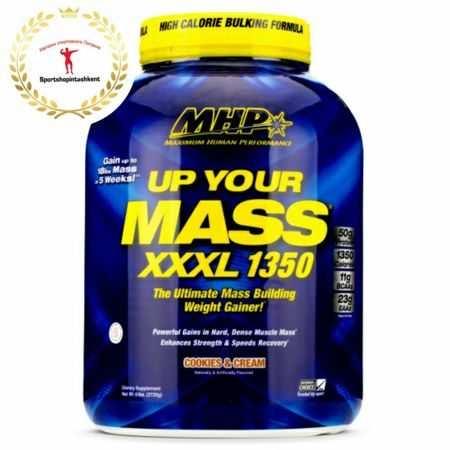 UP YOUR MASS XXL