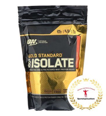 Gold Standat 100% Isolate