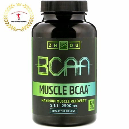 ZHOU NUTRITION MUSCLE BCAA