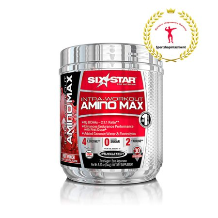 Six Star Amino Max
