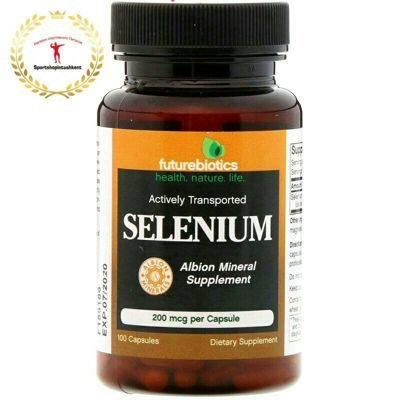 Selenium futurebiotics